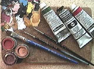 Pinceaux-tubes