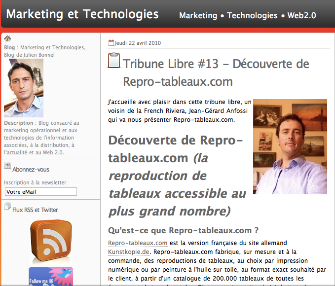 Marketing-technologie