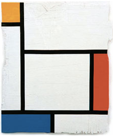 Mondrian-seconde-main